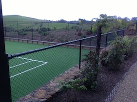 Tennis court Fences